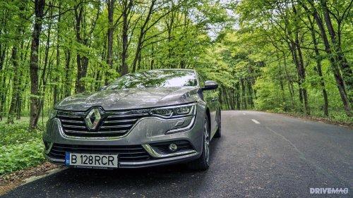 Renault Talisman 1.6 dCi EDC 4CONTROL Test Drive: La Résistance