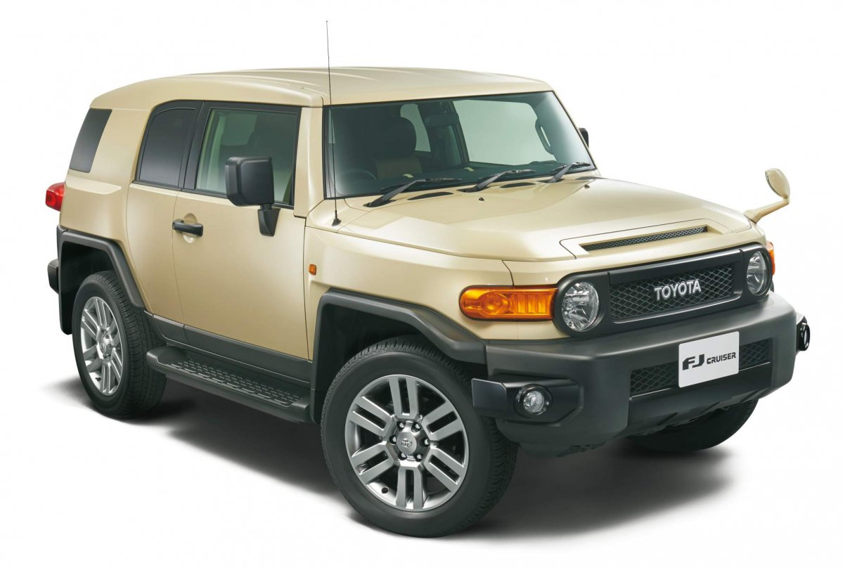 Toyota Sends Off Fj Cruiser With Final Edition Model