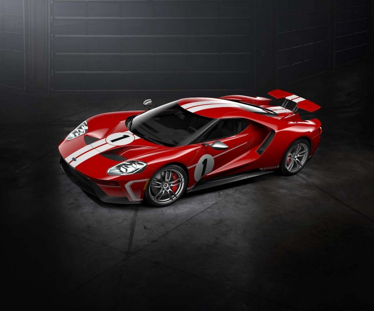 Ford aims for Le Mans victory