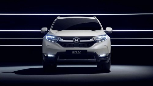 How do you find the next-gen Honda CR-V? Because this is it, kind of