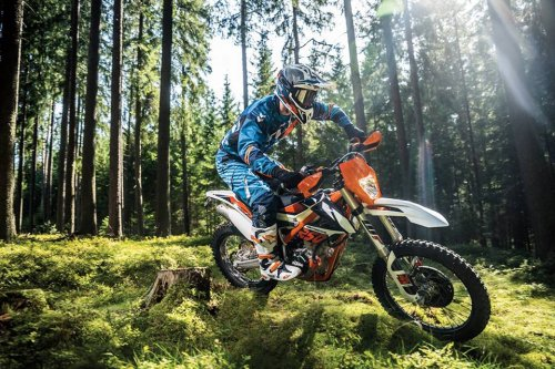 KTM Freeride 250 F revealed - Fun Machine!