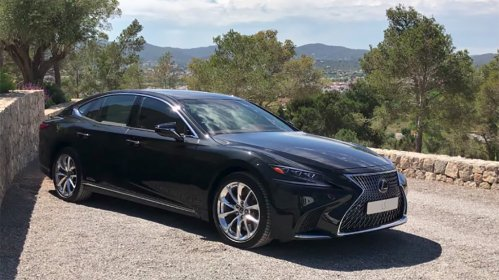 First look at all-new 2018 Lexus LS, its amazing interior and myriad of luxury features