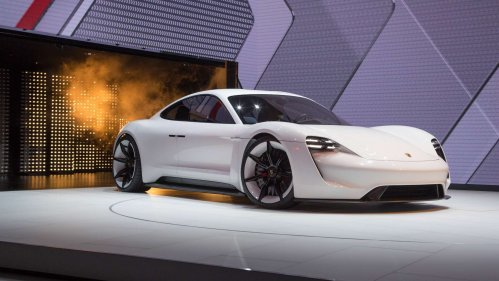 Report touches on all-electric Porsche Mission E price tag