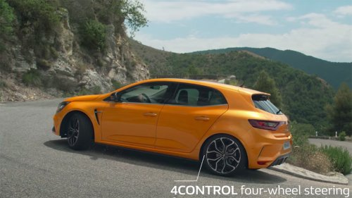 "Renault promises all-new Megane RS will ""conquer every corner"""