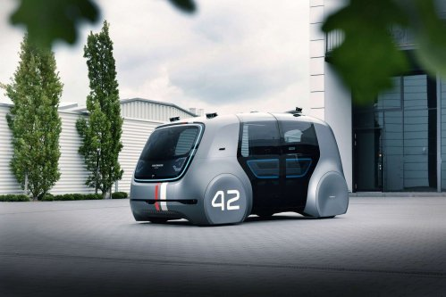Volkswagen wants Level 5 self-driving car fleets to serve cities by 2021