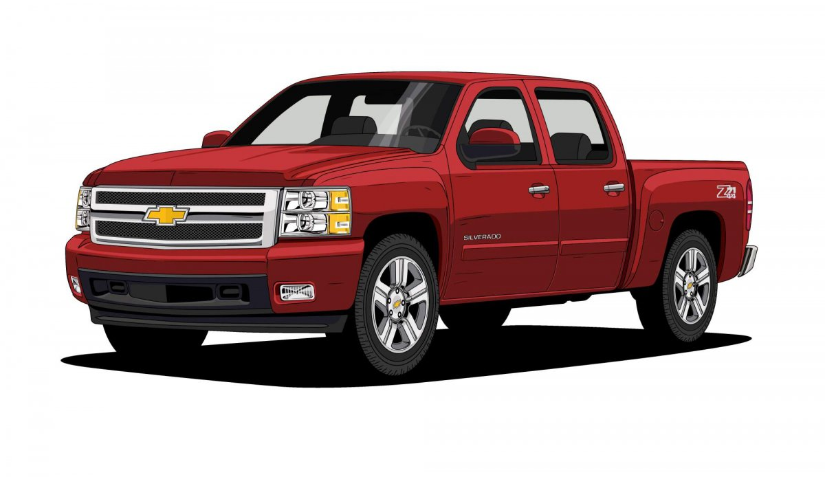 is cheyenne truck this retro awesome conversion of chevrolet big modern models silverado news a