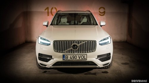 Volvo to build next-generation XC90 in South Carolina from 2021