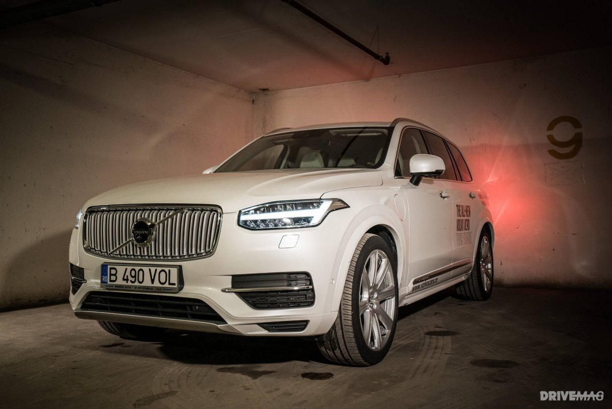 Volvo to build next-generation XC90 in South Carolina from ...