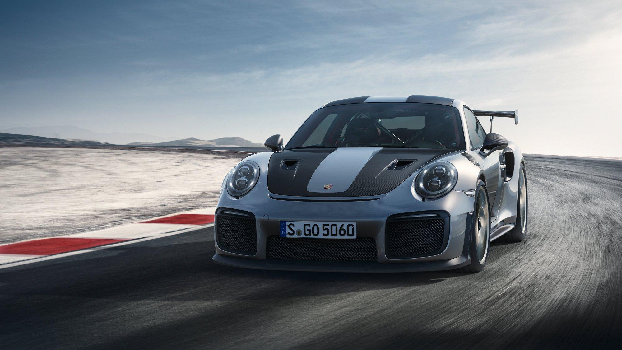 2018-Porsche-911-GT2-RS-3-3174 Interesting Porsche 911 Gt2 Rs Nurburgring Lap Cars Trend