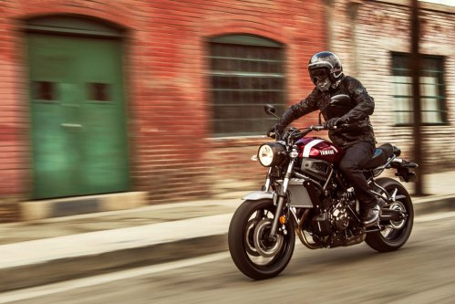 Yamaha XSR700 is coming to the USA