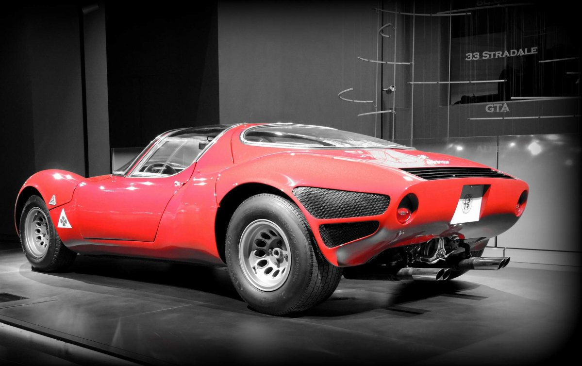Alfa Romeo 33 Stradale turns 50, is still the most beautiful car ever...