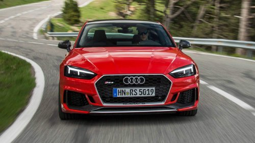 Audi RS 4 Avant and RS 5 Coupé get the Carbon Edition treatment