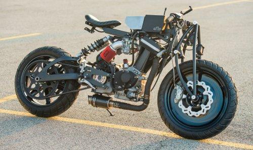 Buell 'Franken Blast' 500 - Industrial Look Custom