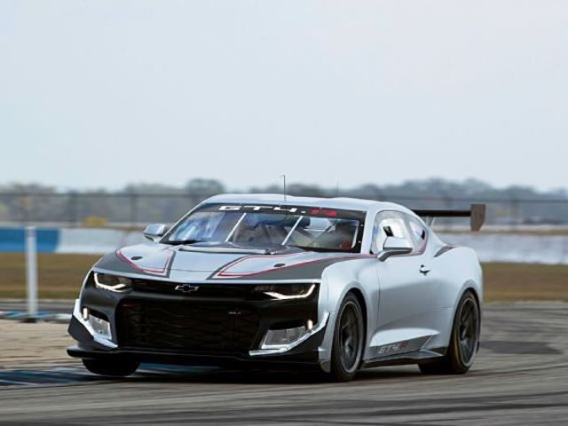 Camaro Gt4r >> Chevrolet Camaro GT4.R race car for sale