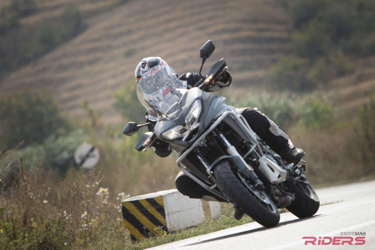 Honda VFR800X Crossrunner Video Review