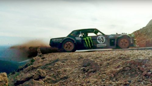 Ken Block Related Car Articles