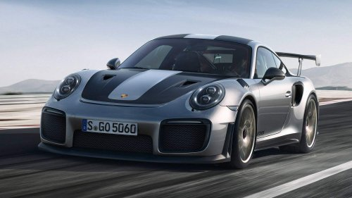 Porsche 911 GT2 RS goes all out on the Nürburgring, fuels rumors of sub-7 minute lap