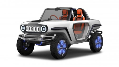 Suzuki brings quirky e-Survivor and XBee concepts to Tokyo Motor Show