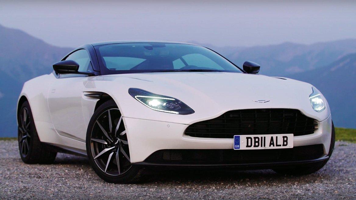 Aston Martin Db11 V8 Reviews Say It S Actually Better Than The V12