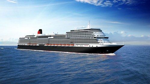 Cunard will add a fourth cruise ship to its fleet