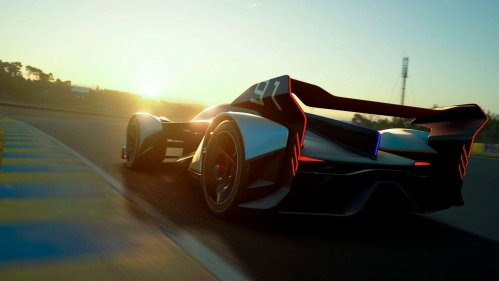 McLaren Ultimate Vision GT makes you want to learn how to drive again
