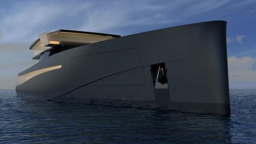 Wally Yachts and Nobiskrug will build an 83m explorer yacht