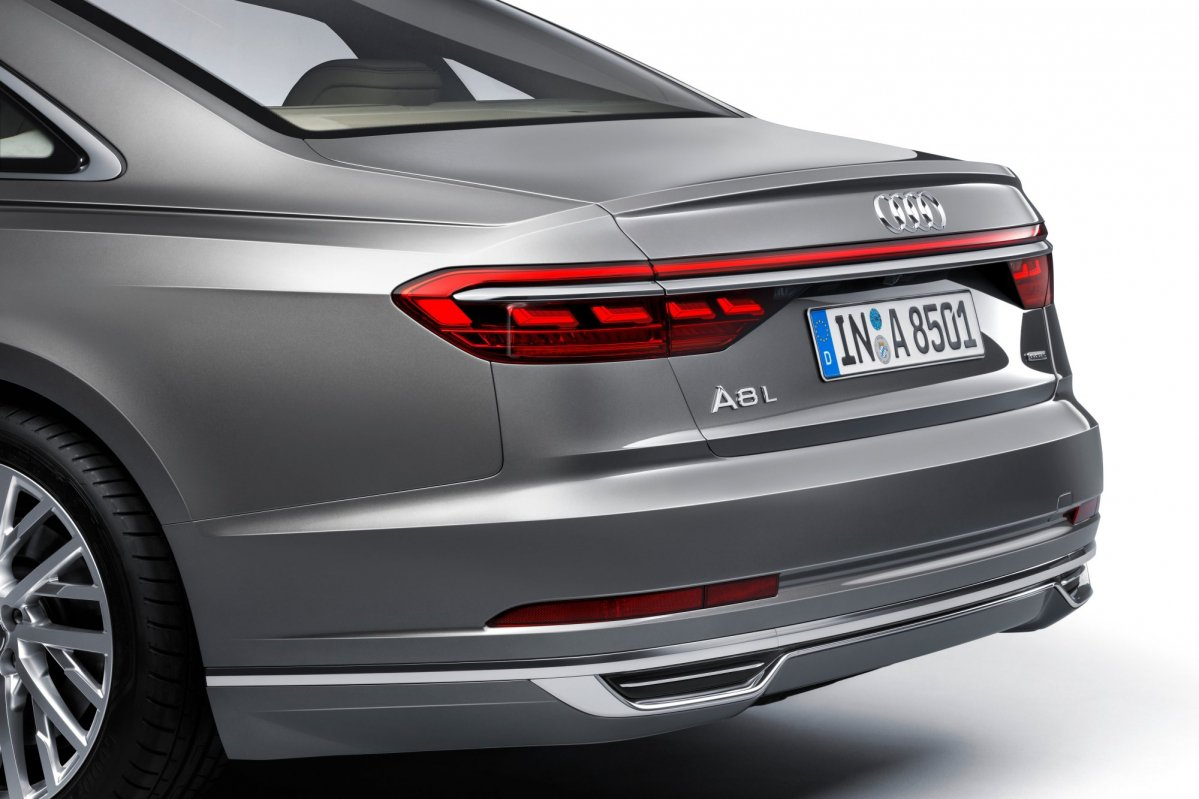 All-new 2018 Audi A8 priced from €90,600 in Germany ...