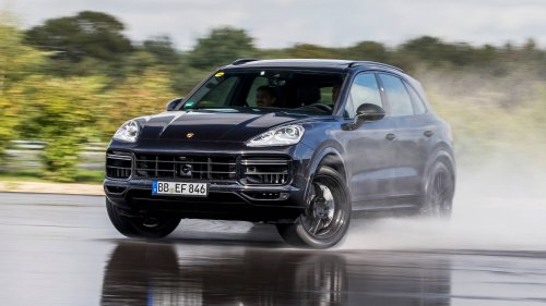 We ride shotgun in the all-new 2018 Porsche Cayenne on and off-road