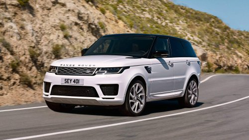 2018 Range Rover Sport P400e debuts as Land Rover's first plug-in hybrid model