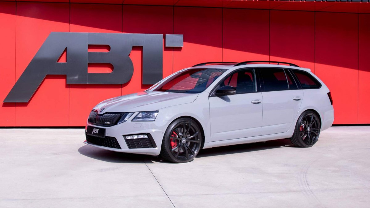 abt sportsline takes skoda octavia rs to audi s4 territory. Black Bedroom Furniture Sets. Home Design Ideas