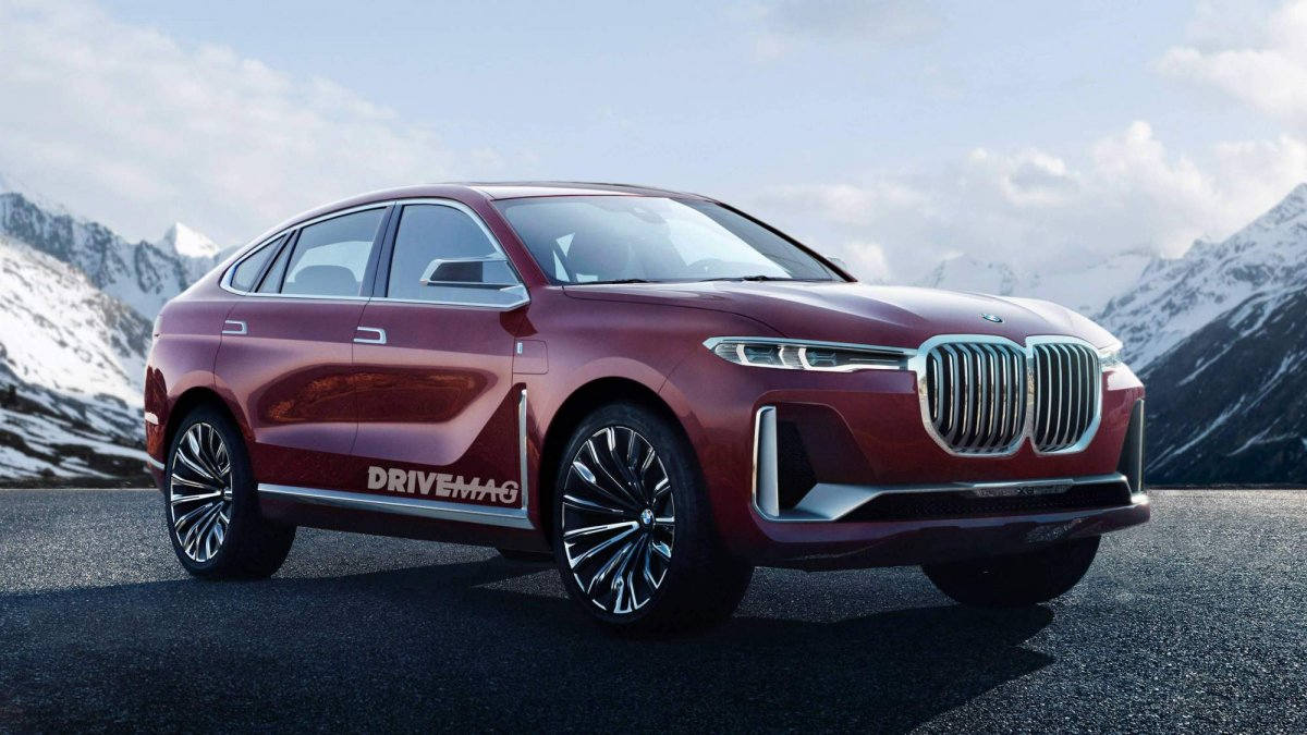 X8 Bmw >> It's SAC time: we take an early look into the design of the upcoming...