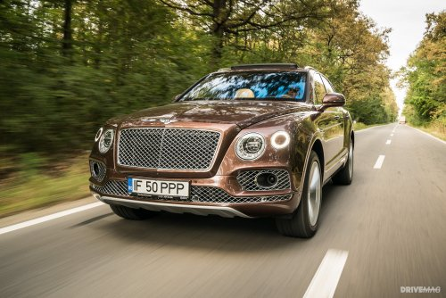 2017 Bentley Bentayga W12 review - the go-anywhere Bentley