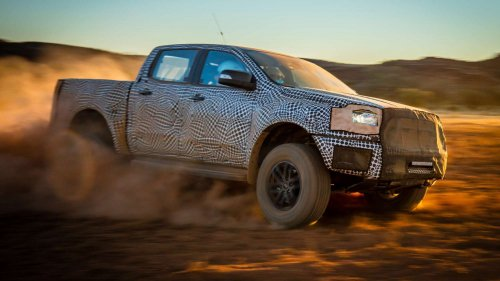 Upcoming Ford Ranger Raptor to rely on 2-liter turbodiesel engine