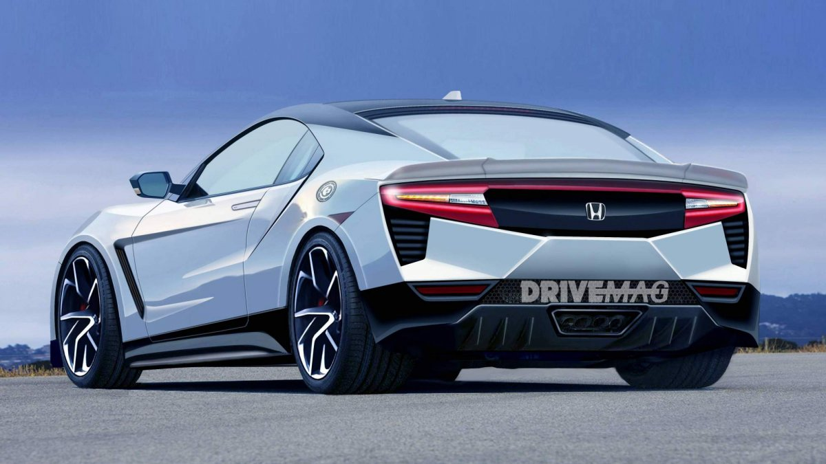 2019 Honda S2000 Rendering Should Make Brand Aficionados