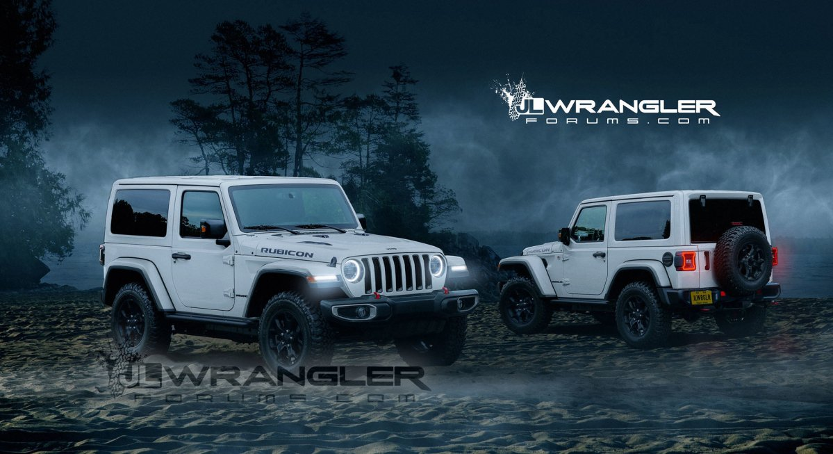 2018 jeep jl. modren 2018 updated 2018 jeep wrangler jl to debut with 368 hp 2liter turbo engine  to jeep jl