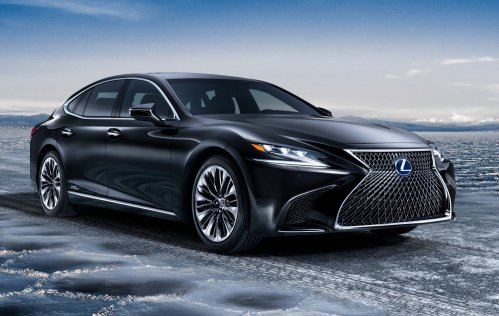 Lexus goes directly full-electric