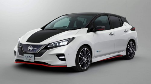 Nissan previews Leaf Nismo Concept, Serena Nismo, and updated Skyline ahead of Tokyo debut