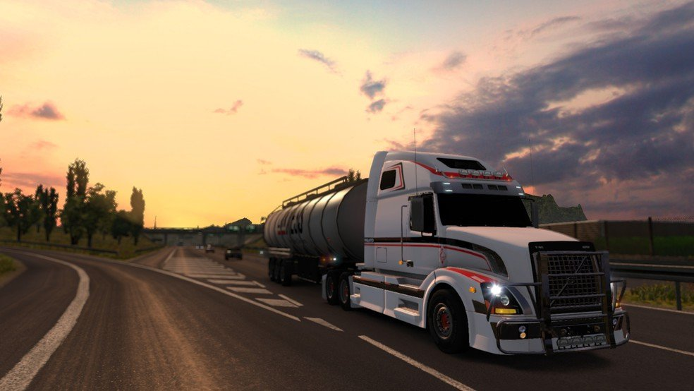 Euro Truck Simulator 2 Is A Trainer For The Self Driving Trucks