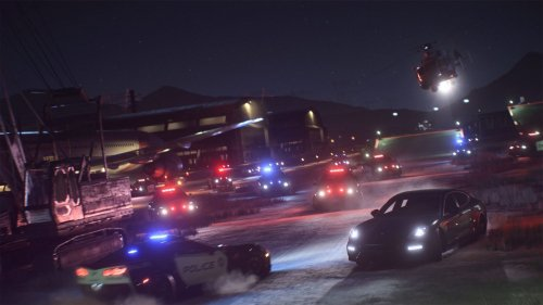New trailer looks at Need for Speed Payback free-roam map