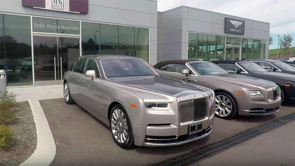 Rolls Royce Phantom Back Seat 2018 Rolls Royce Phantom