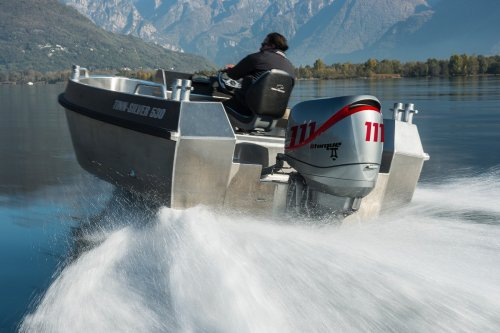 Yanmar launches the Dtorque 111 turbo diesel outboard engine