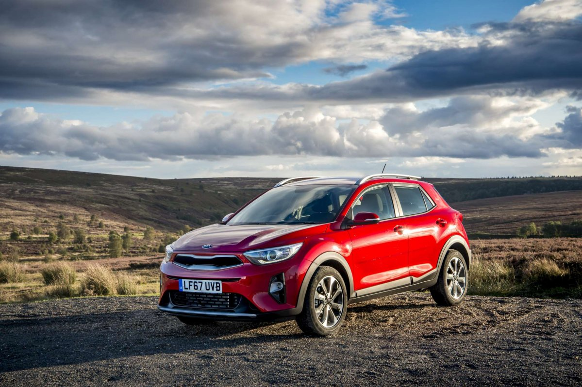 2018 kia stonic small suv prices are in for the uk market. Black Bedroom Furniture Sets. Home Design Ideas