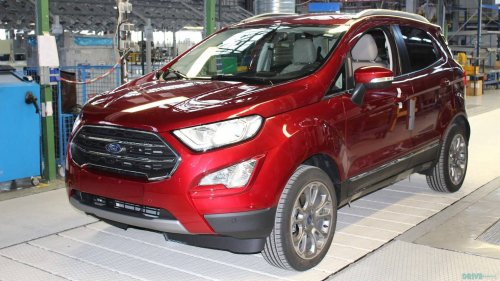 Ford EcoSport Craiova