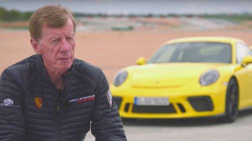 Porsche 911 GT3 Walter Rohrl