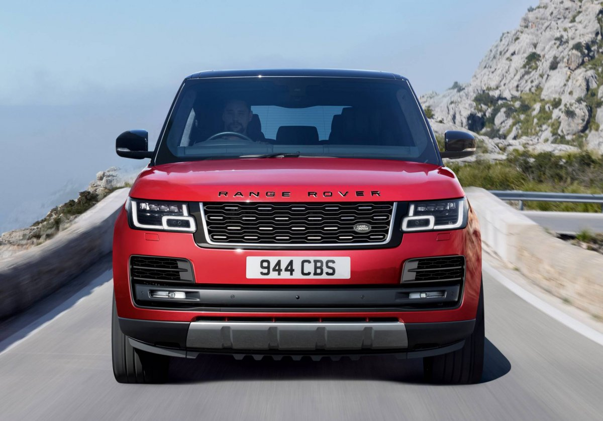 2018 land rover facelift. delighful rover rangeroverfacelift55 inside 2018 land rover facelift