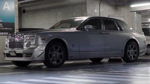 rolls-phantom-2jz-swap