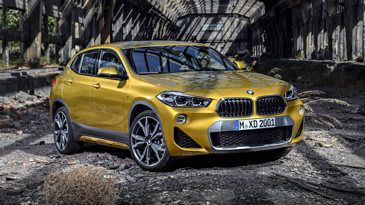 all new 2018 bmw x2 officially unveiled arrives in. Black Bedroom Furniture Sets. Home Design Ideas