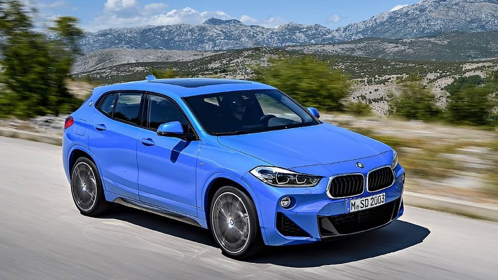 Leaked Photos Of The All New 2018 Bmw X1 Have Surfaced On