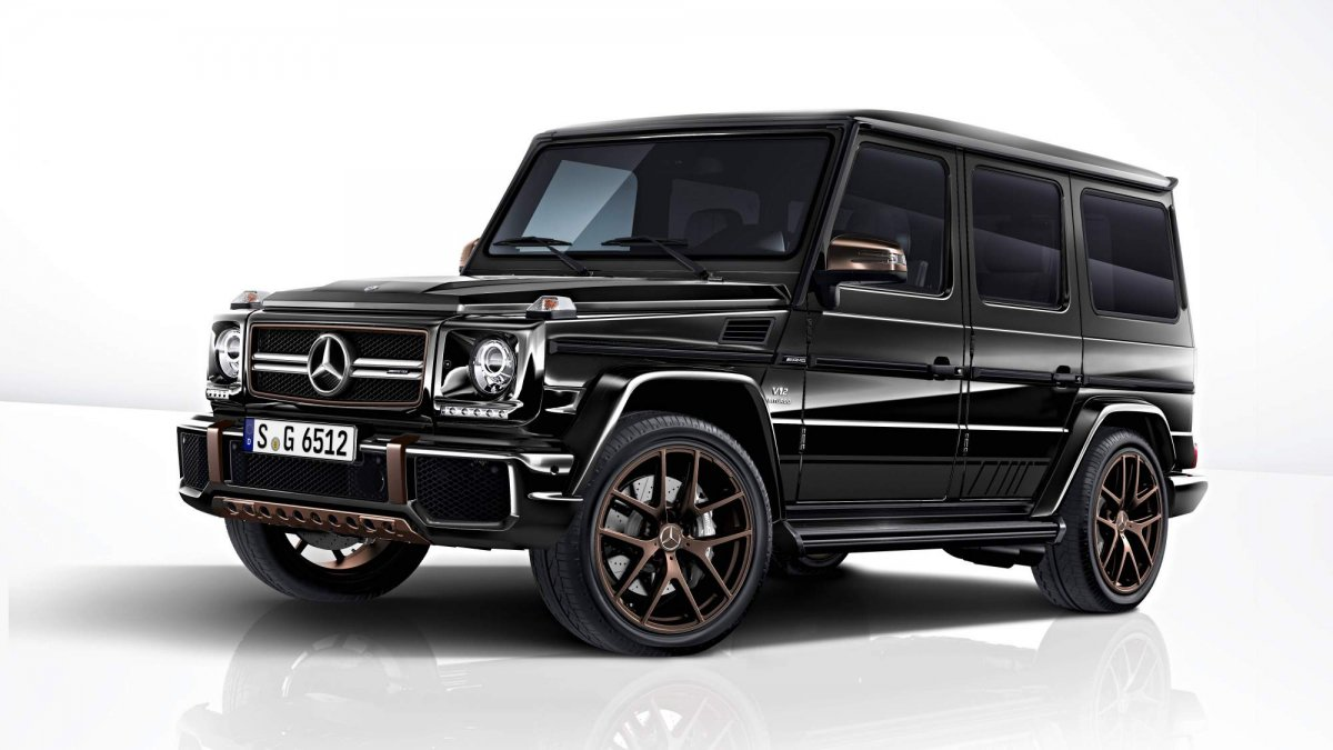 2018 Mercedes Amg G 65 Final Edition Is A 310 233 Parting