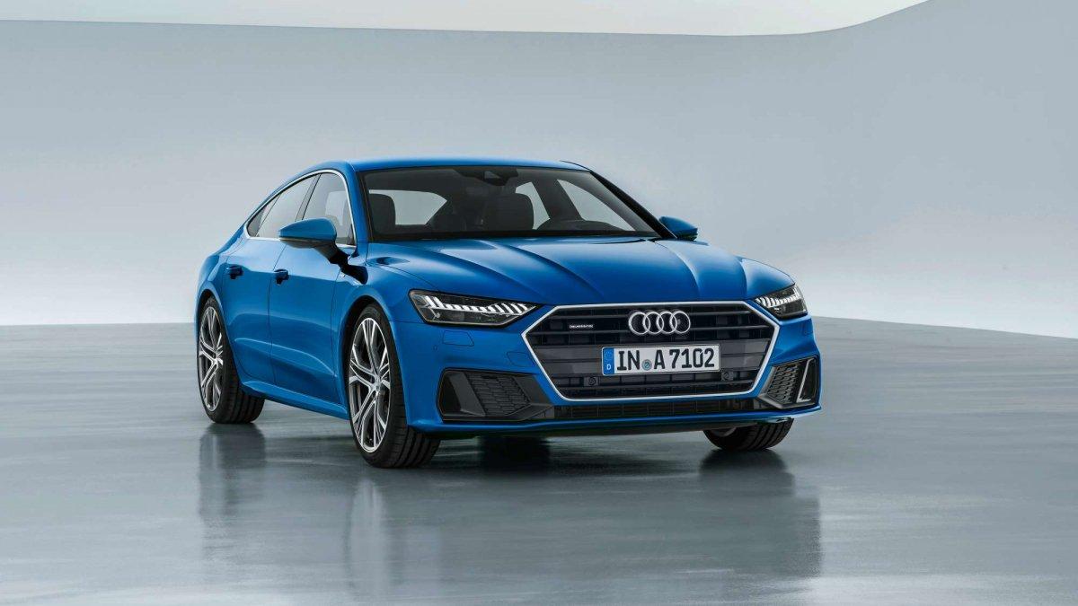 new audi 2018. Perfect 2018 2018newaudia7sportback014368_cr  On New Audi 2018